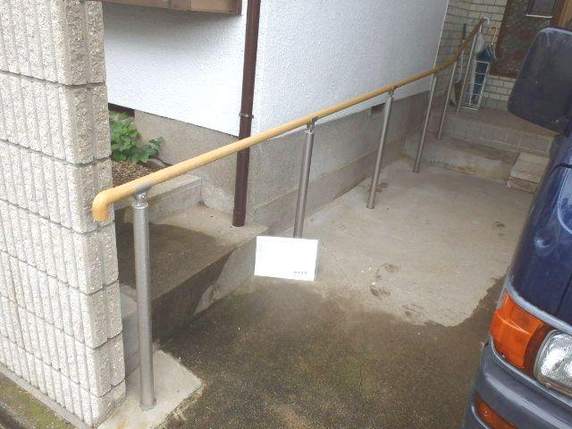 リフォーム例|イコール|東京都東大和市のヘルパー・ケアマネ・福祉用具レンタル販売・介護タクシー事業所