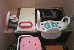 入浴補助用具のサンプル品をご利用ください