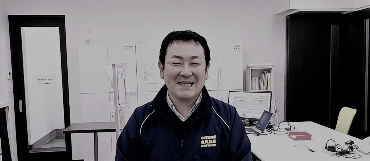 社長・小林知久|株式会社イコール