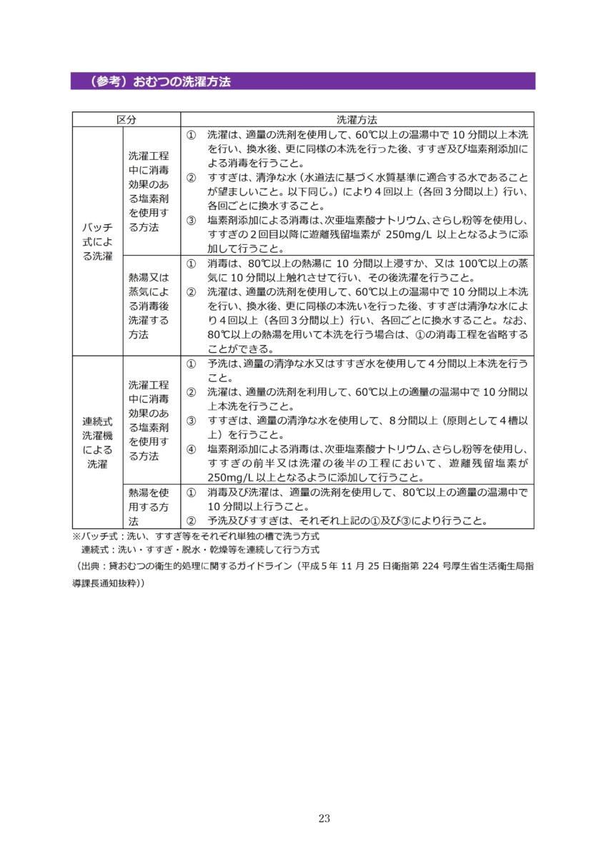 P26 介護現場における感染対策の手引き|厚労省2020/10/1