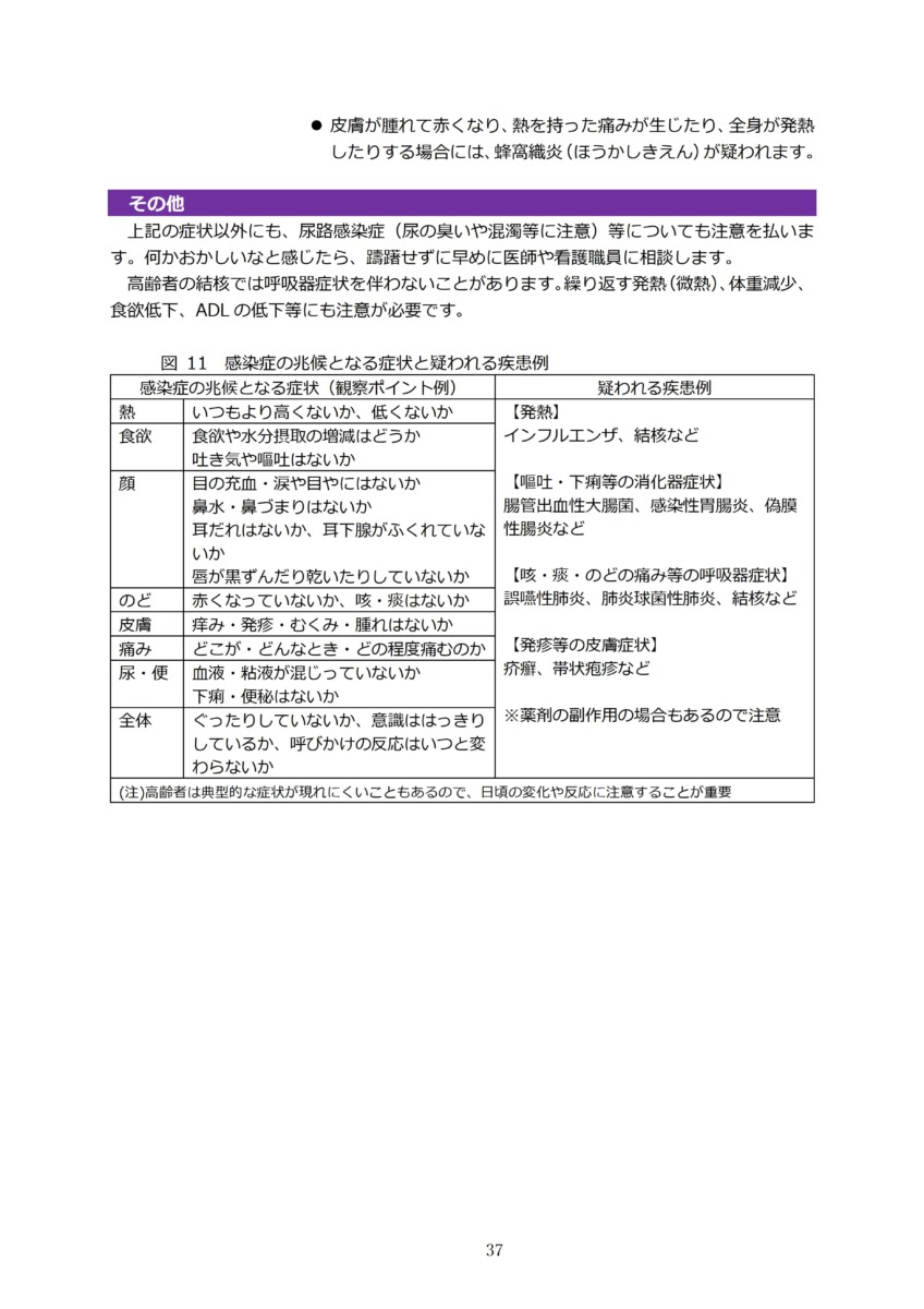 P40 介護現場における感染対策の手引き|厚労省2020/10/1