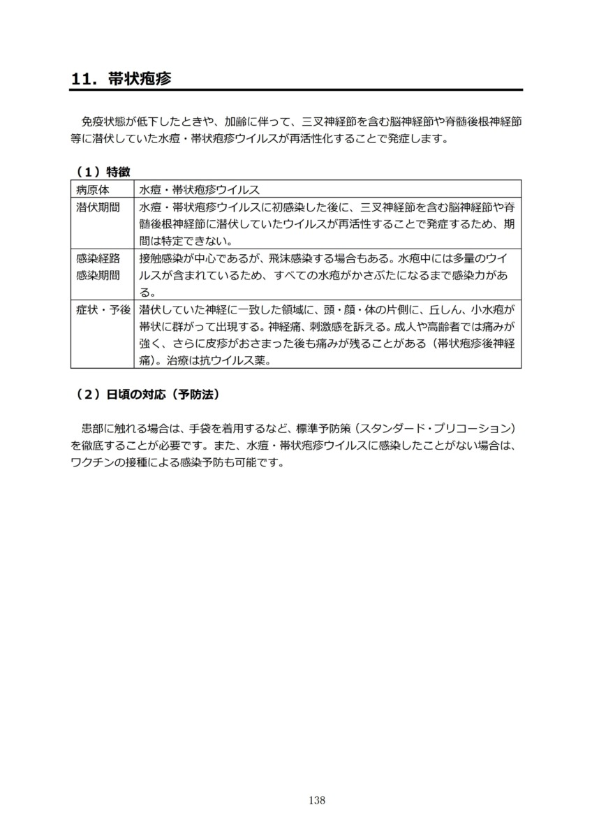 P141 介護現場における感染対策の手引き|厚労省2020/10/1